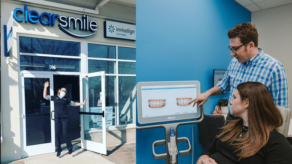 Invisalign and Free Teeth Whitening Deal
